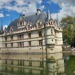 Замок на сваях