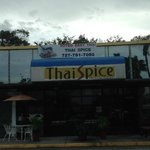 Thai Spice, exterior view