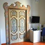 Beautiful Door in the Junior Suite