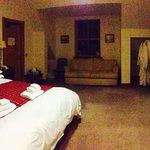 Room 9, Platinum room.