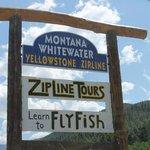 Montana Whitewater Main Entrance