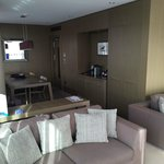 Living Room / 1-bed suite 605