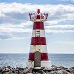 Lighthouse in Vilamoura