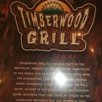 Timberwoods Grill