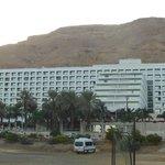 l'hotel vue de la mer