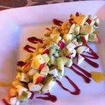 salade de fruits à la façon Park Hôtel de Kharkov !