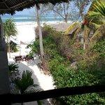 foto dalla terrazza del Resort