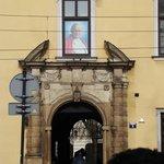 Pope's window