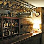 Intimate Bar Area
