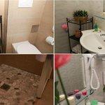 alcuni dei bagni delle nostre stanze