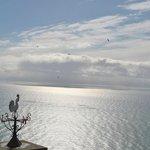 Vista incantevole sul golfo