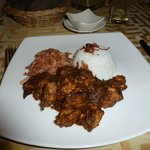 Kalupol Black Chicken Curry
