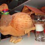 Le légendaire Dodo est la mascotte de Mauritius