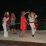 Mexican folklore dinner and show