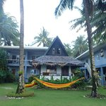the nipa hut cottage - beach front