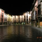 plaza pueblo