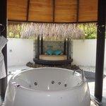 Salle de bain villa deluxe