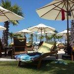 Pool und relax