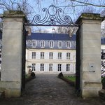 The Chateau entrance
