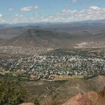 Graaff Reinet, view from Toposcope