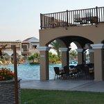 a la carte restaurant near the pool