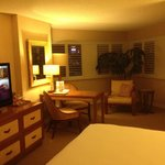 Club tower room/small suite facing the Mandalay Bay