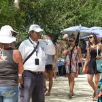 Our tour guide Ariel