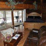 Cabin 10 The Vineyard