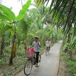 School Children in the Mekong Delta