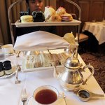 Grand Afternoon Tea for two with Grand Tea