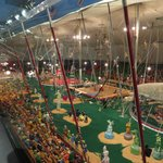 A tiny bit of the miniature circus