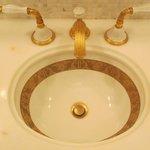 Ornate Sink