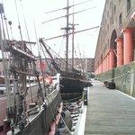 Maritime musuem Albert Dock