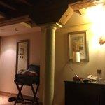 column in my room
