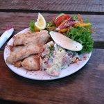 Fish main - Yummy!