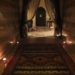 Entrée du Riad
