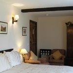 Pheasant Room, ground floor en-suite