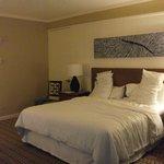 King size oceanfront room
