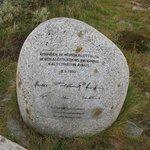 Nordkalottleden historical marker