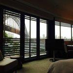 Sydney Bridge View from Room