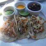 Lol-Ha Fish Tacos - delicious