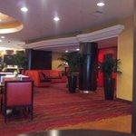 Breakfast/Lobby area - ala Miami Vice days