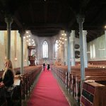 大聖堂のの内部