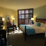 Comfortable and spacious rooms