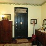 Ground floor bedroom door