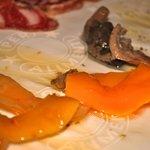 Peppers & Mushrooms