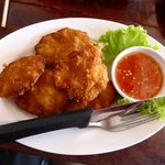 Outstanding Shrimp Cakes