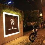 Front restaurant Seribu Rasa Menteng