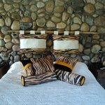 La decoracion y la calidad de la cama!