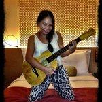 playing around with my guitara